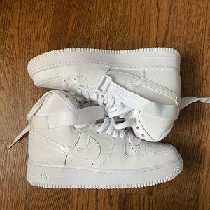Nike high Air Force 1